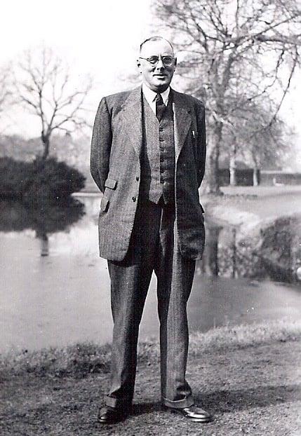 Mr Douglas Gough