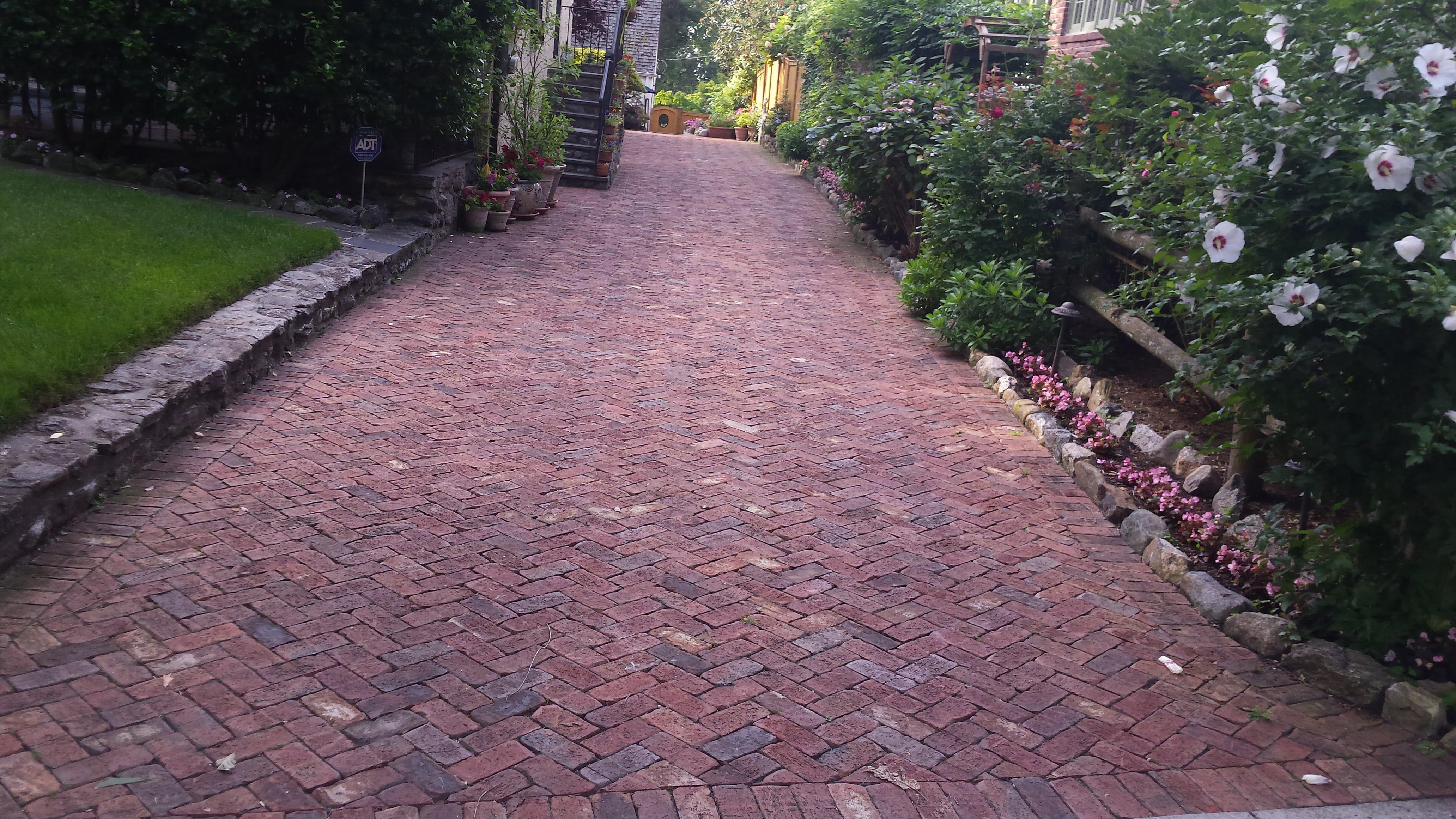 Brick Walkway 2
