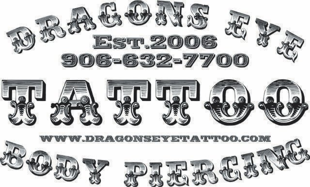 Dragon\'s Eye Tattoo & Body Piercing