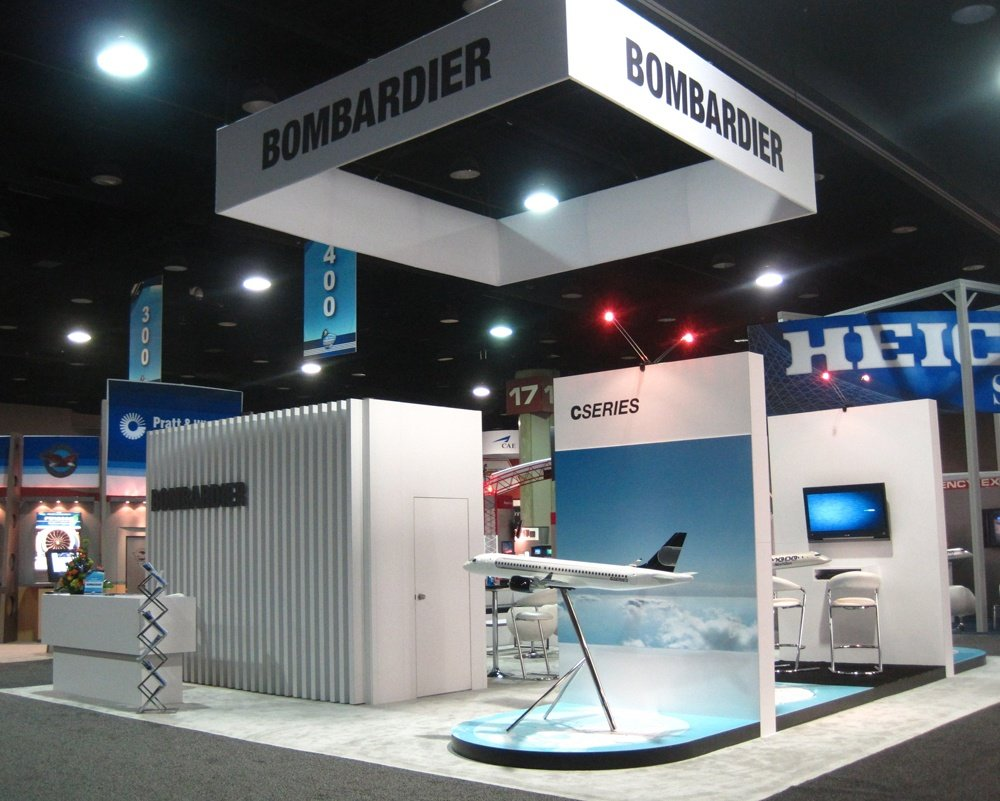 Bombardier Exhibit