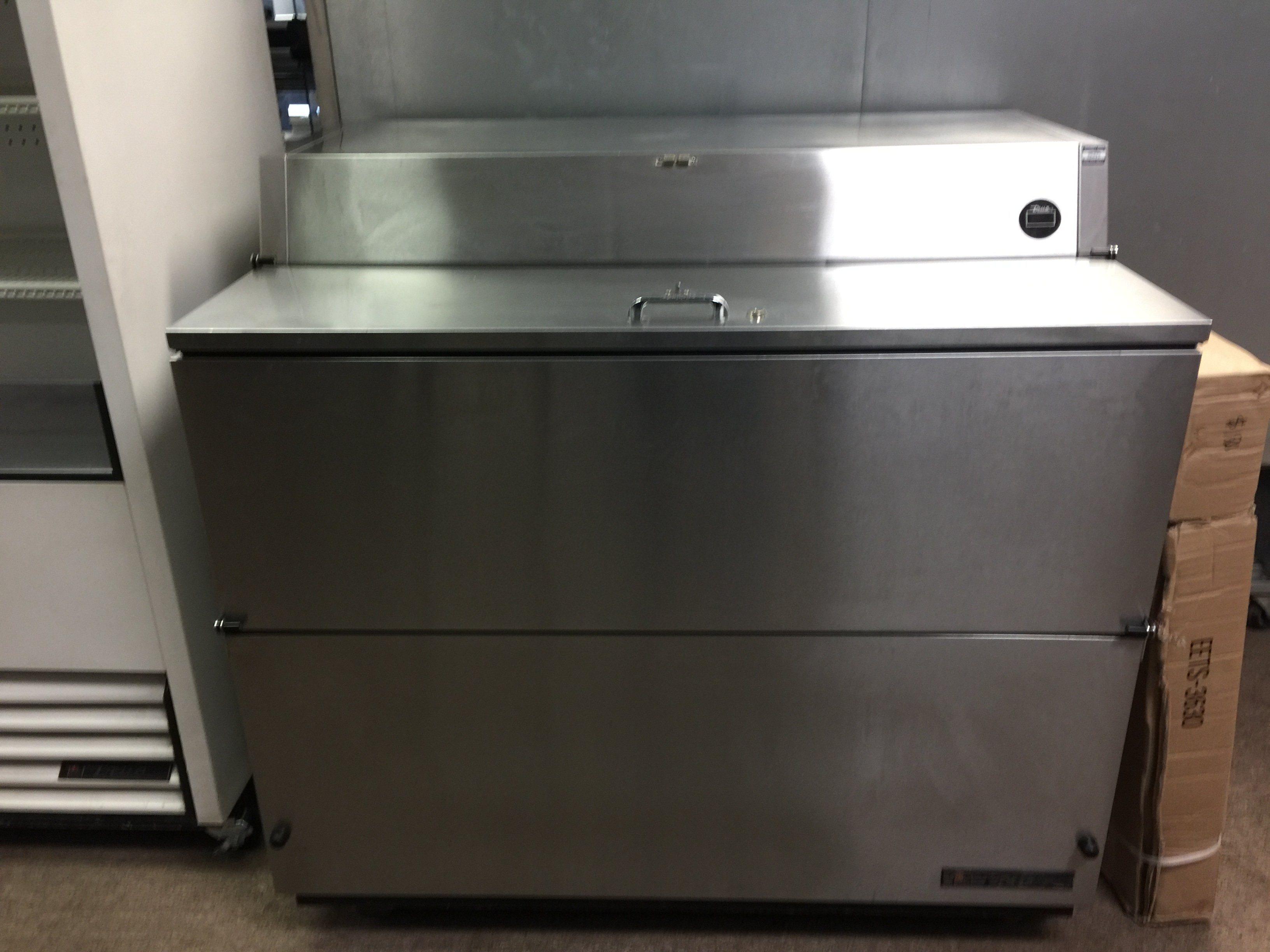 Used True Milk Cooler  115v/60h/1ph Model # TMC-49-S $ 700.00