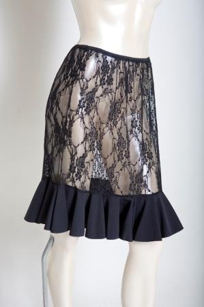 Miri Style  Skirt Length Extender Slip