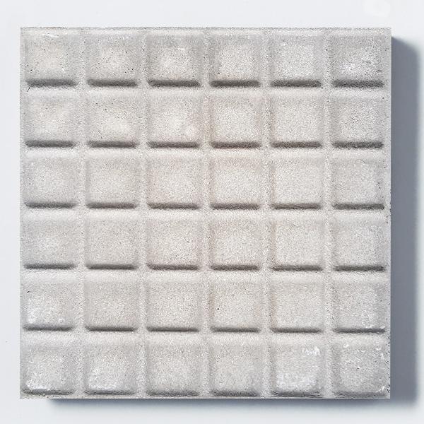 Adoquinado recto 36 panes calcario gris