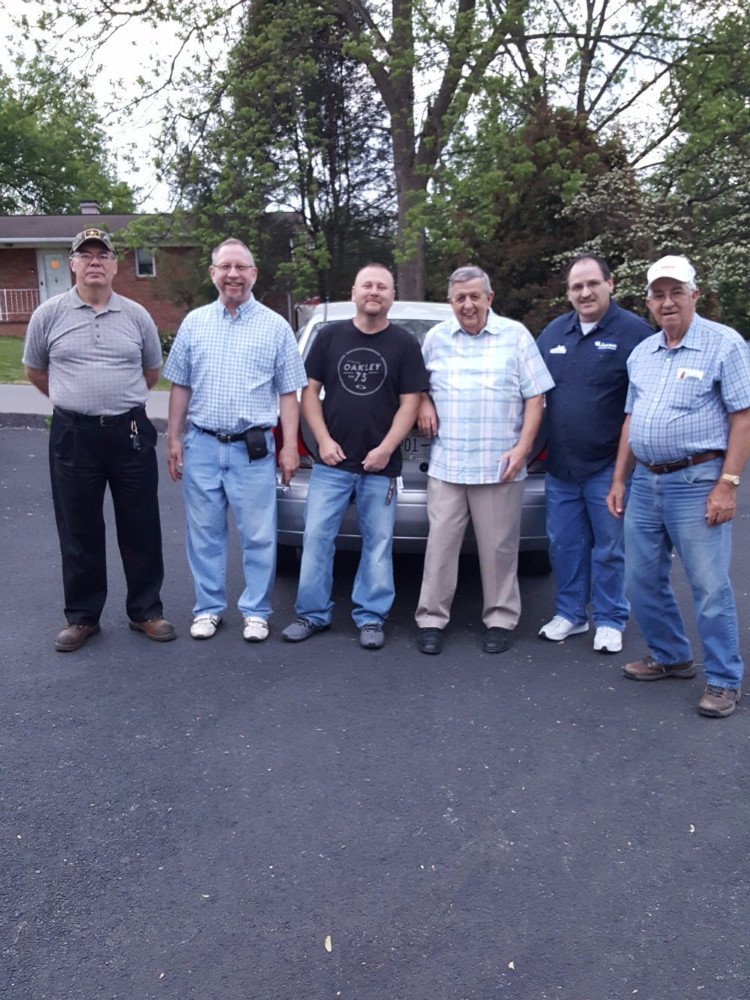 Some of our men on visitation