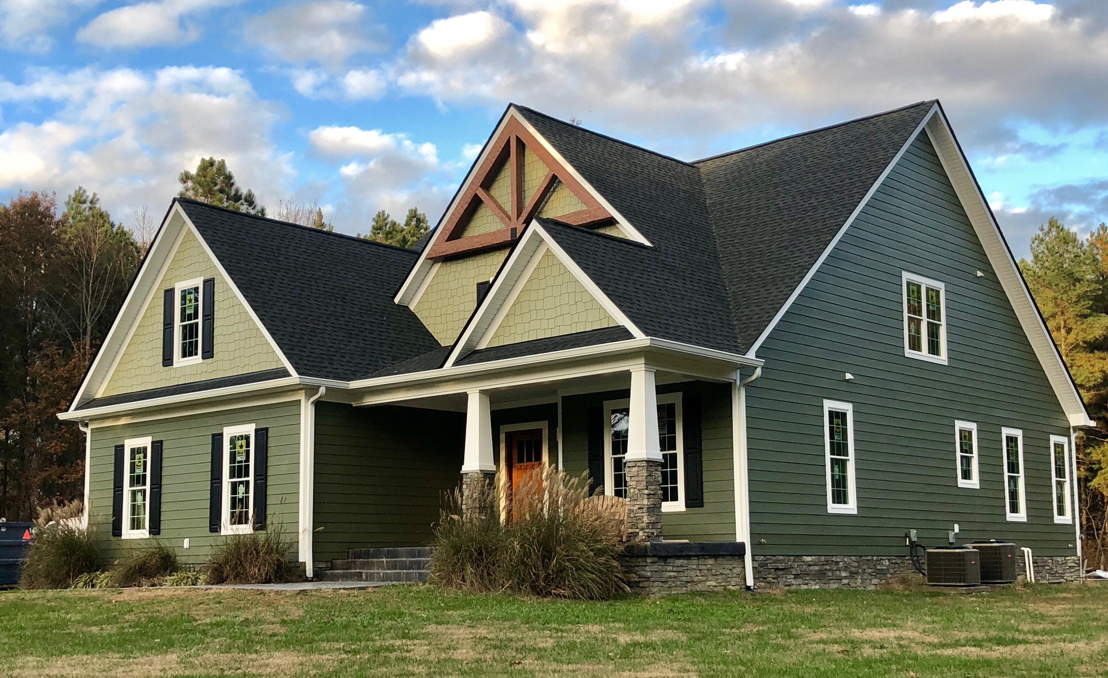 Home After Restoration
