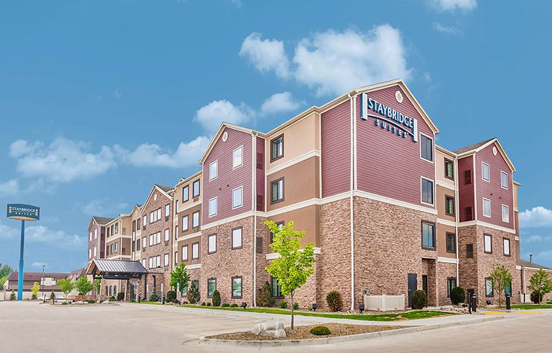 Staybridge Suites, Bismarck, ND.