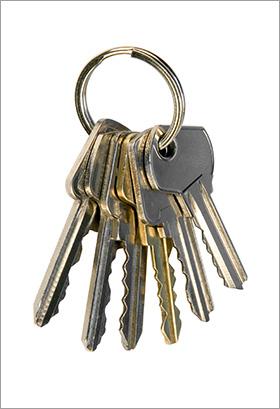 Set of keys||||