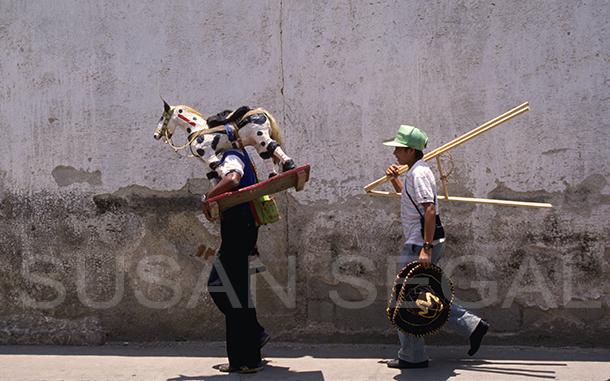 Rocking Horse - Guatemala