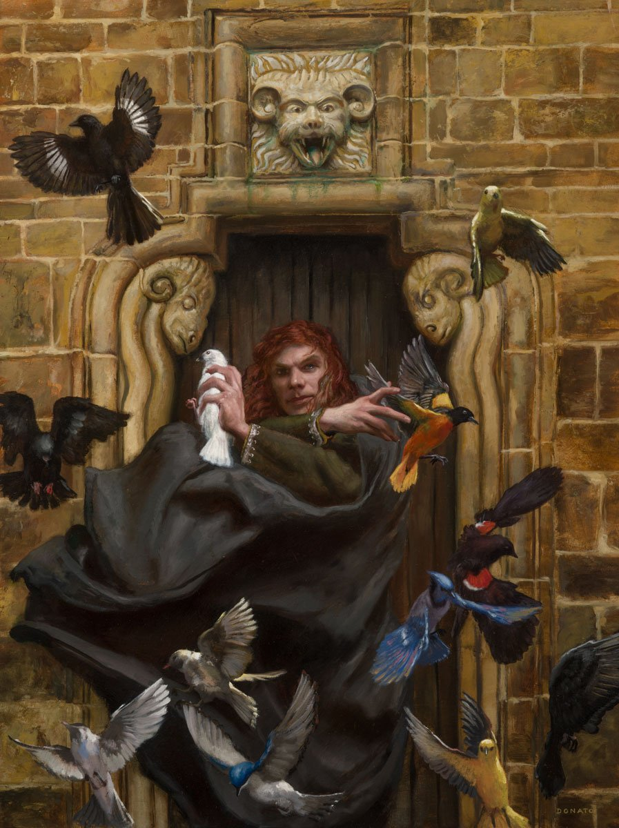 "The Name of Things 24"" x 18""  Oil on Panel  2011 portrait of Kvothe from Patrick Rothfuss' novel Wise Man's Fear original art available for purchase"
