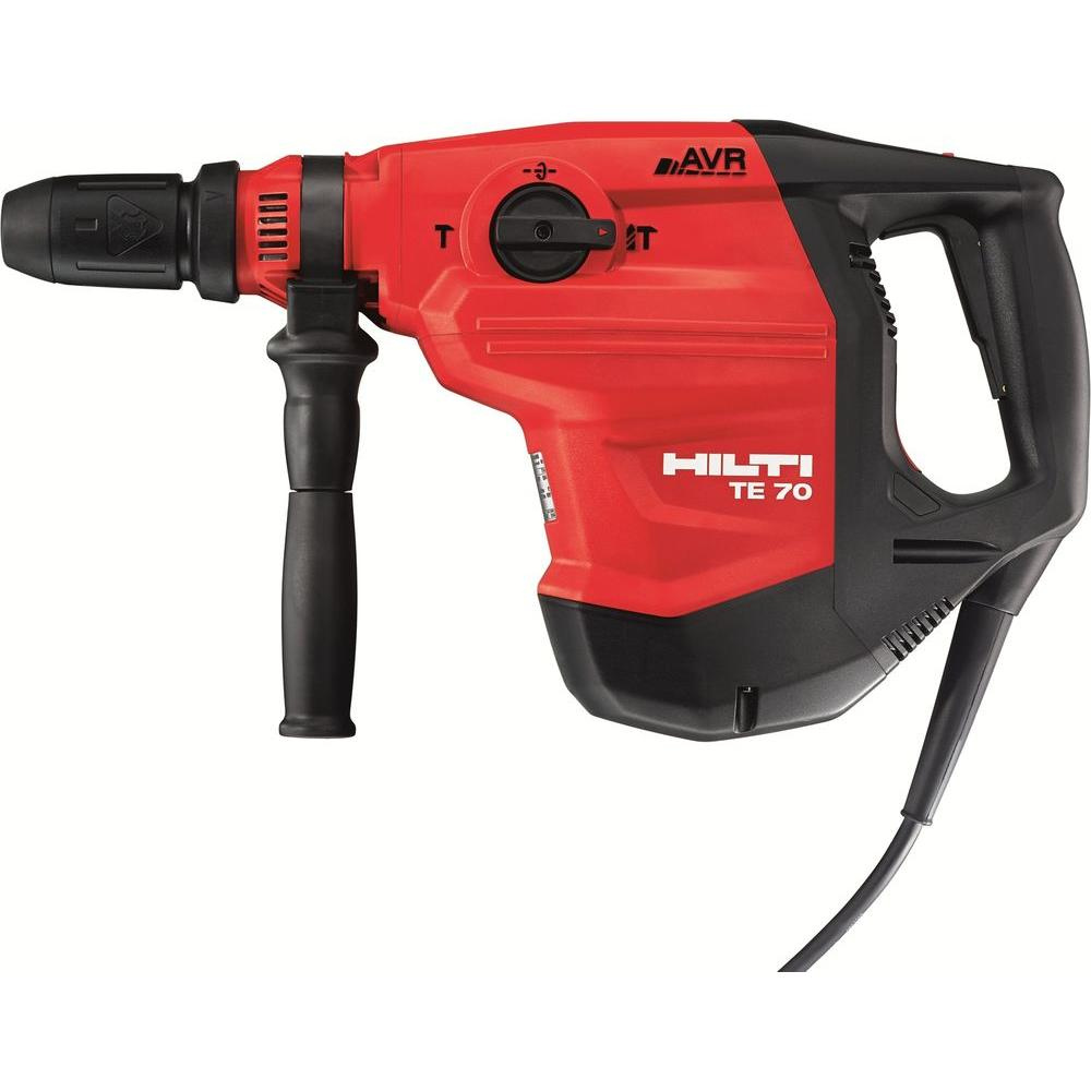 "Hilti Hammer Drill (large) $25/half $40/day 1/2"" - 1 1/2"" bits available"