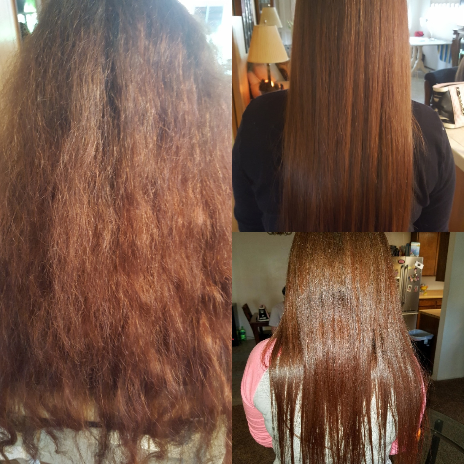 Hair Straightening Services