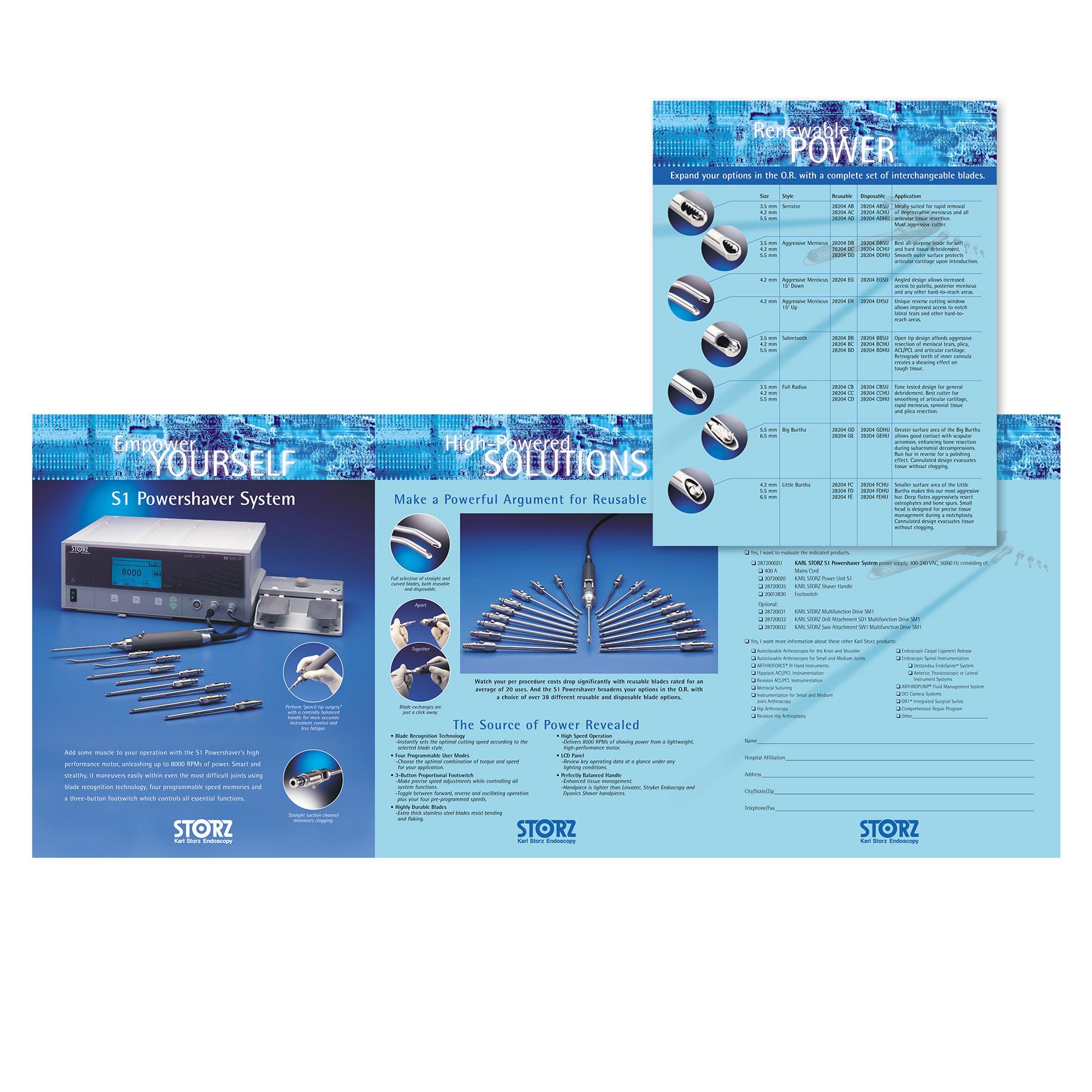 Karl Storz Powershaver Brochure