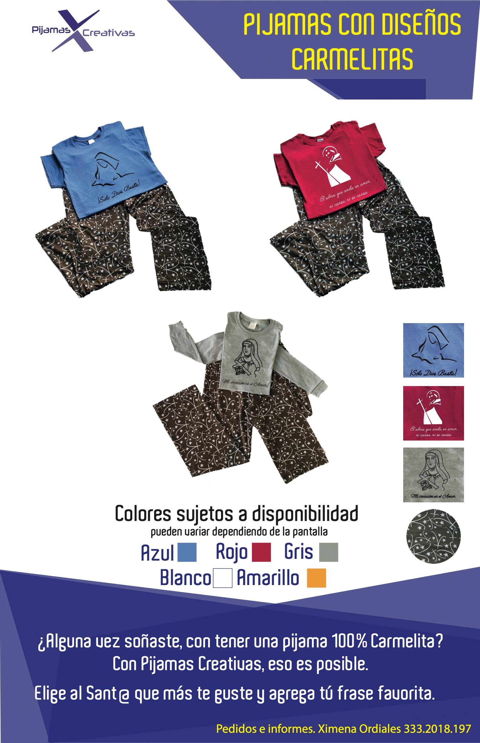 Pijamas Creativas