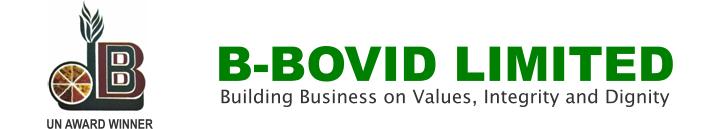 ::B-BOVID LIMITED