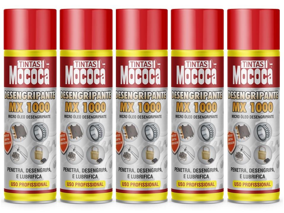 SPRAY DESINGRIPANTE MX 1000 LUBRIFICANTE MOCOCA