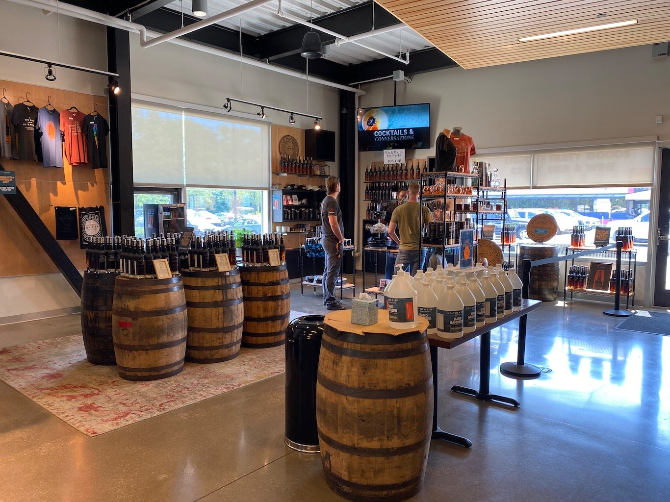 Gift Shop - New Riff Distilling