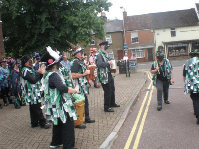 OBJ's band