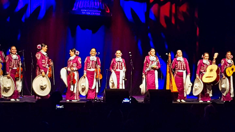 Festival Mariachi en Canada