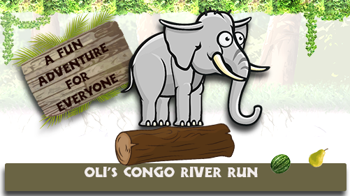 Oli's Congo River Run™