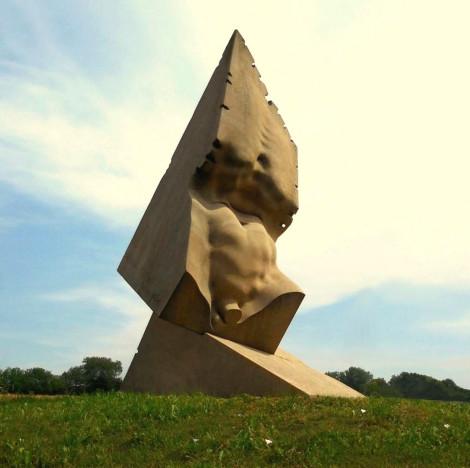 Ad imaginem et formam nostram - Arenaria stone - Bamberg - Germany