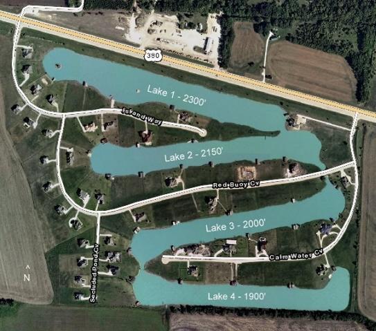 Princeton Lakes Dimensions