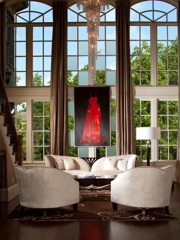 Charles Neal Living Room
