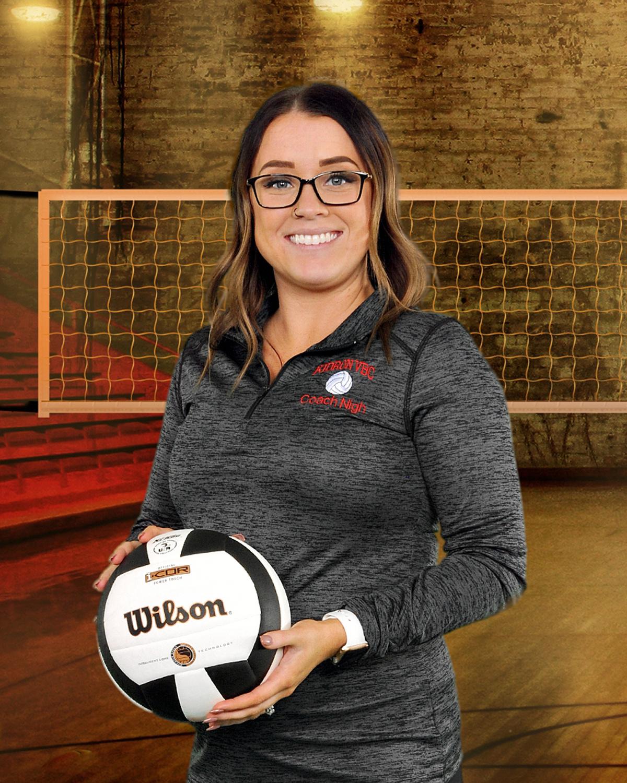 Elana Nigh - 16s Coach