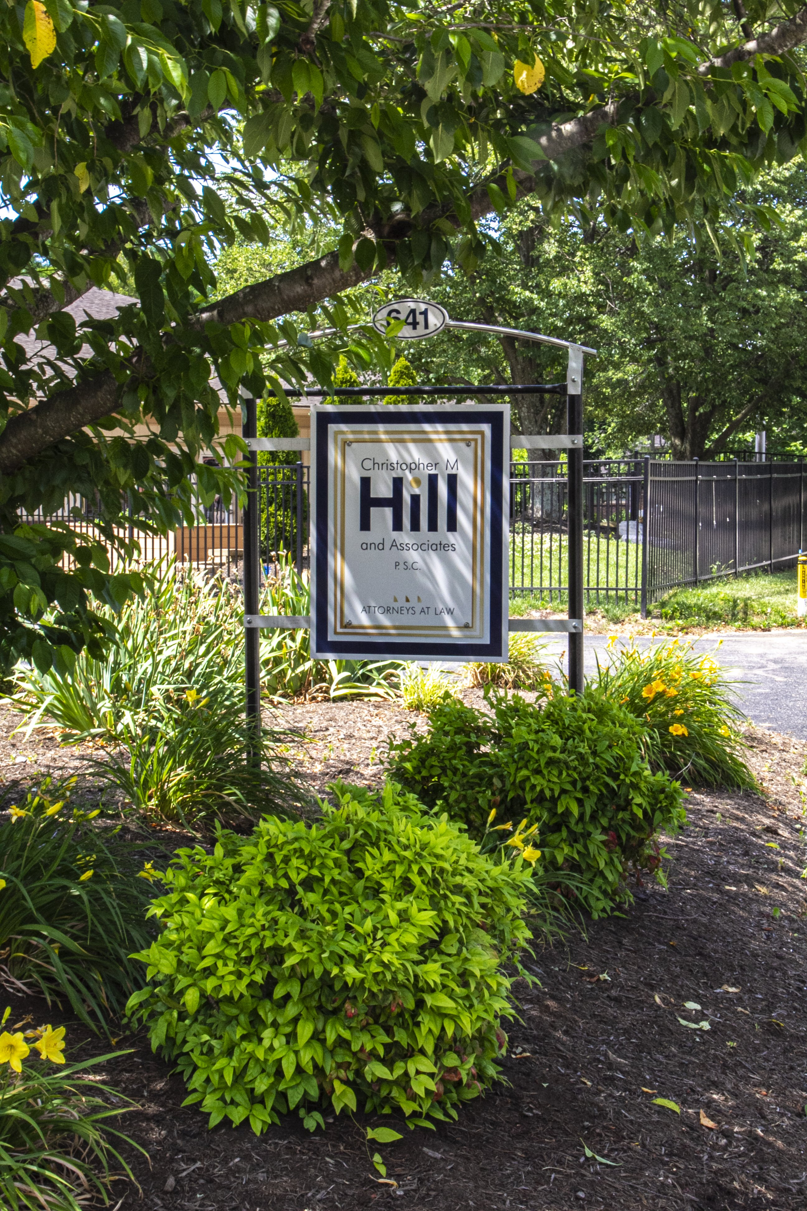 Christopher Hill and Associates, PSC