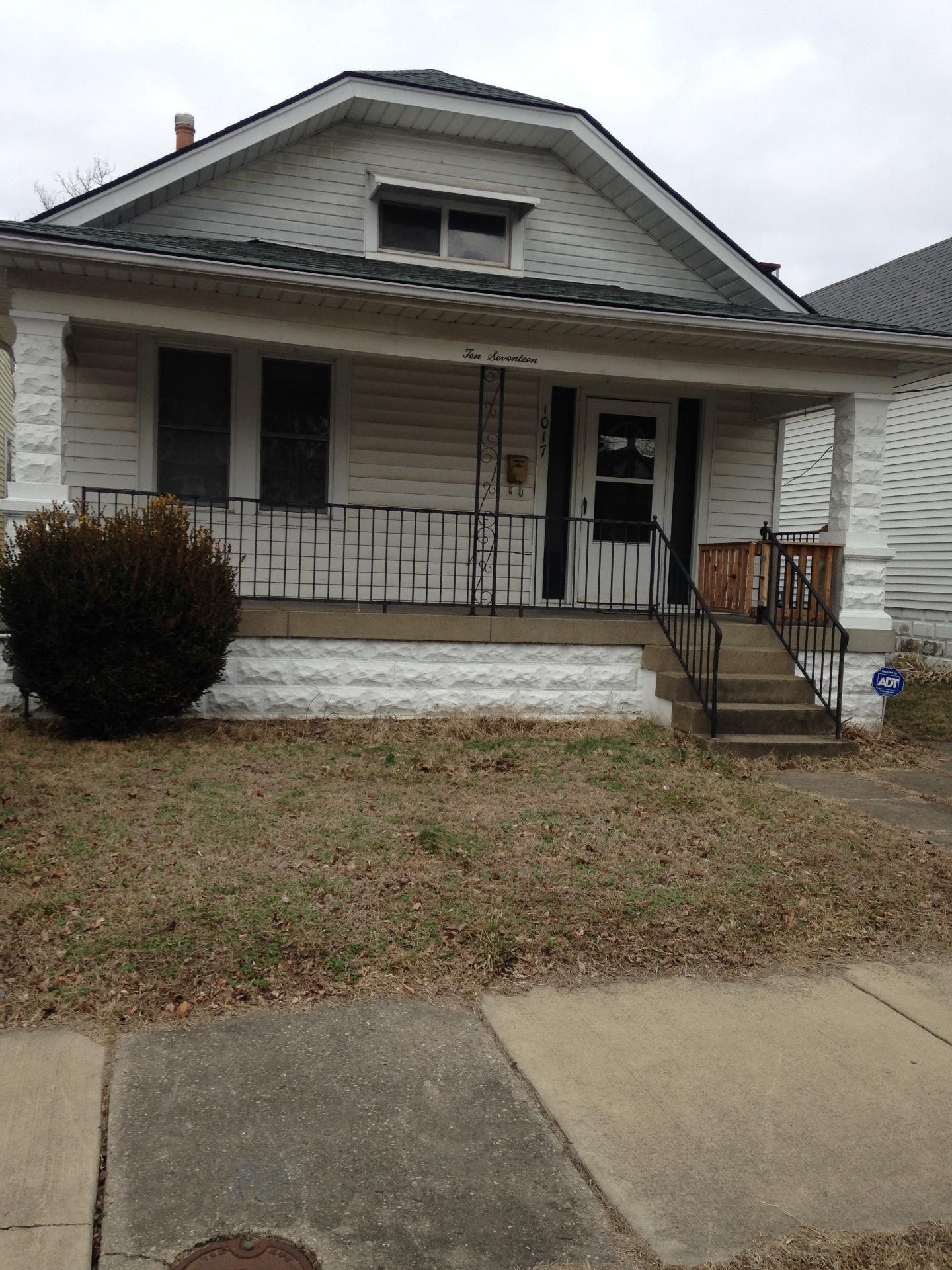 1017 E. Kentucky Street - potential