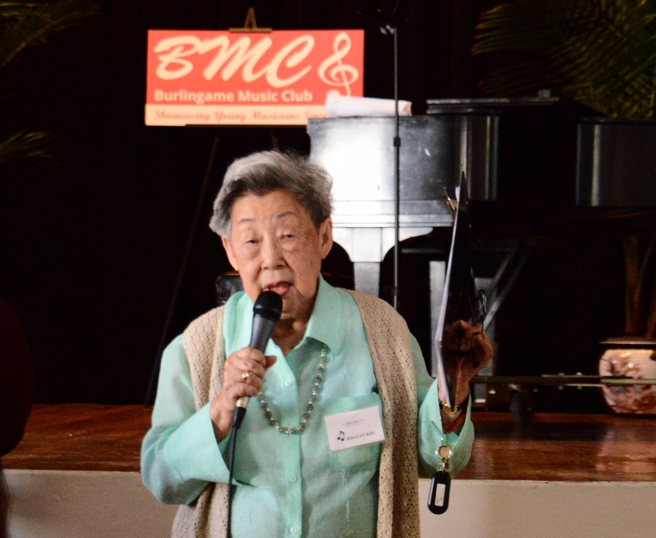 Roz Koo, Co-President