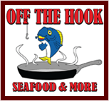 OFF THE HOOK SEAFOOD AND MORE