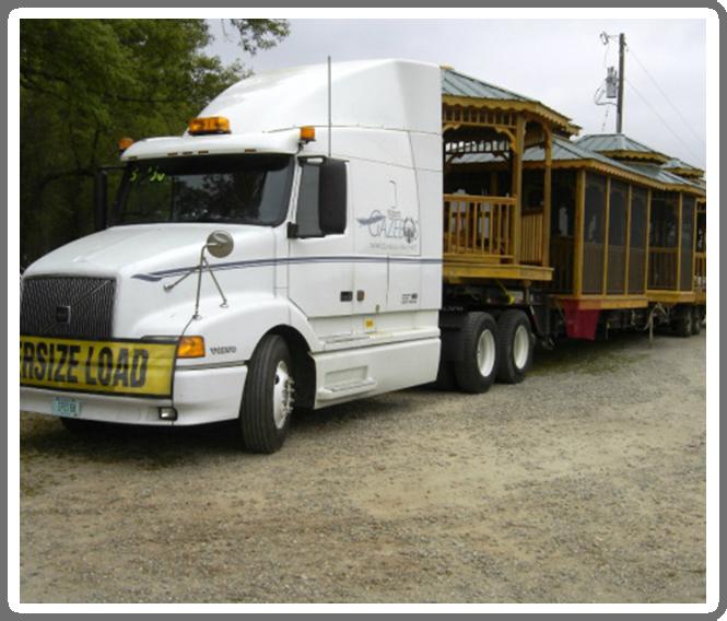 Gazebo Delivery Service