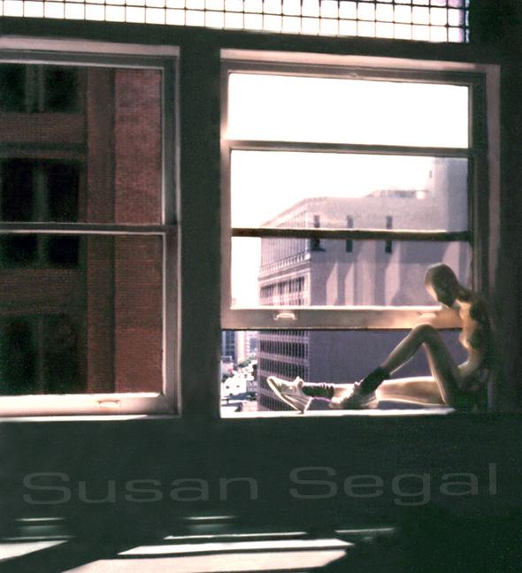 Mannequin in Window - Los Angeles