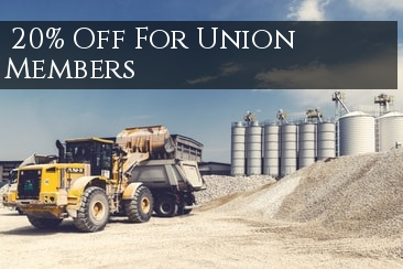 Union Member Discount