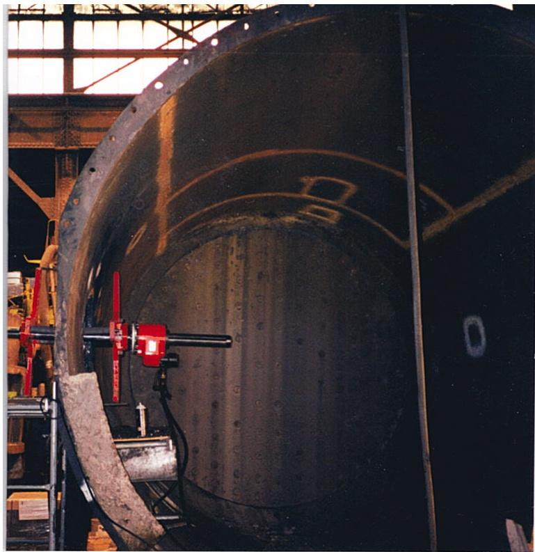 Installing Crankshaft