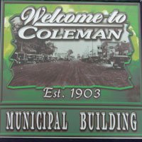 Village of Coleman, WI