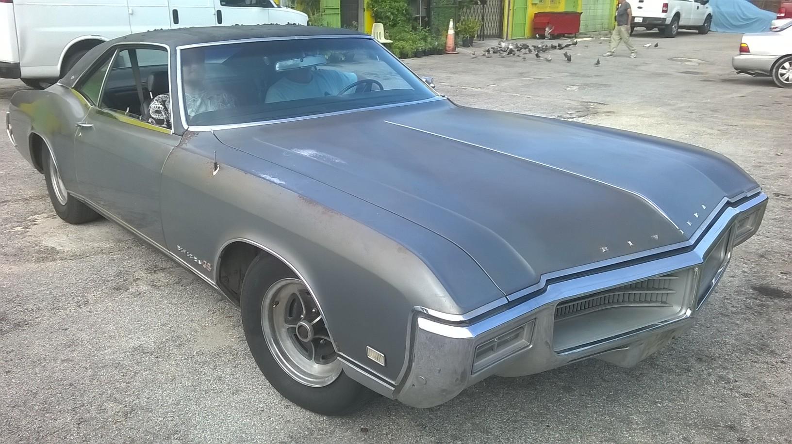 1969 Buick Rivera GS 430