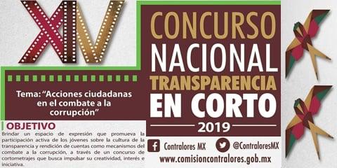 Concurso Nacional Transparencia