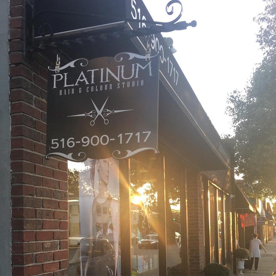 Platinum Hair & Color Studio Inc