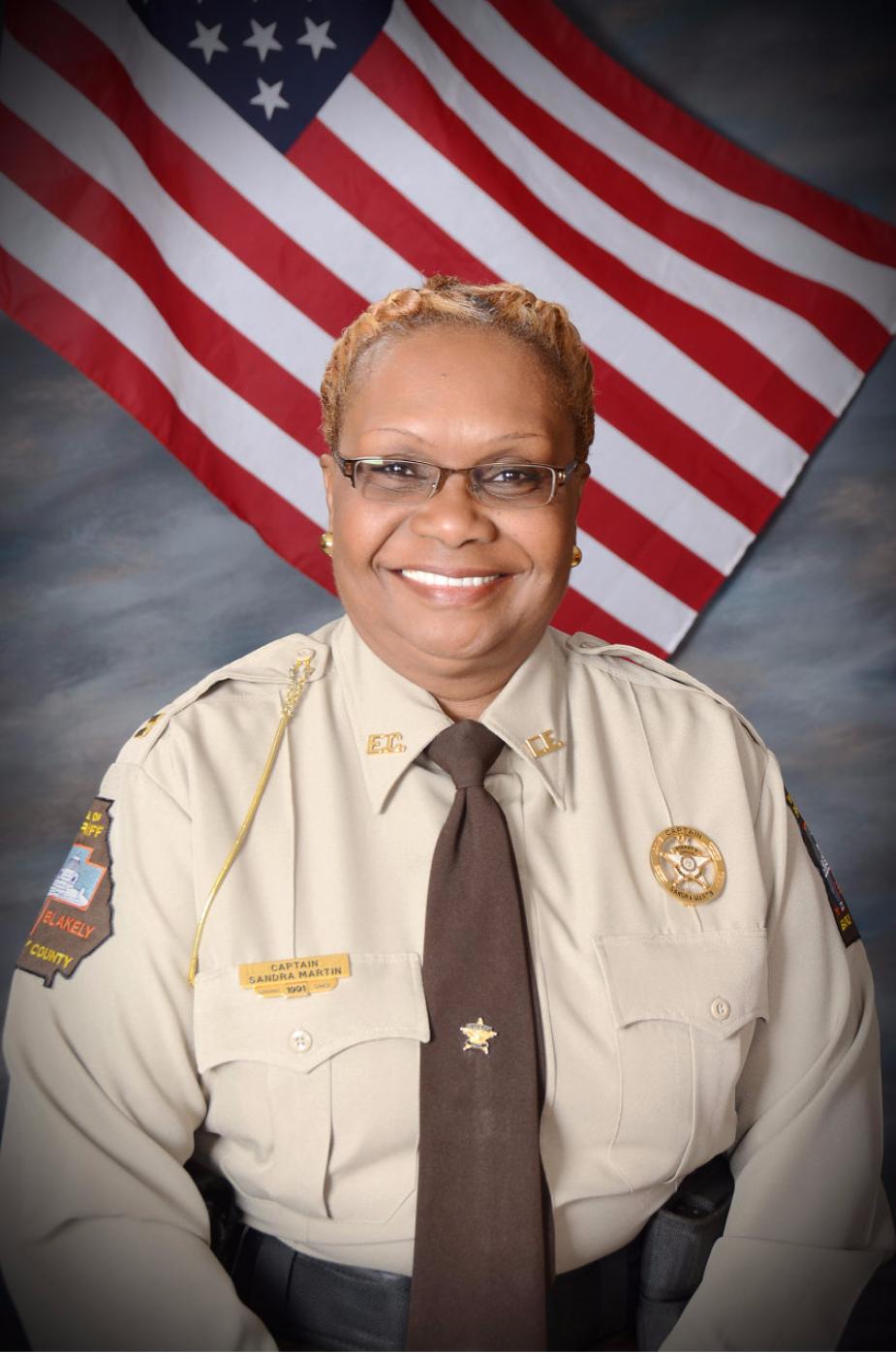 Major Sandra Martin