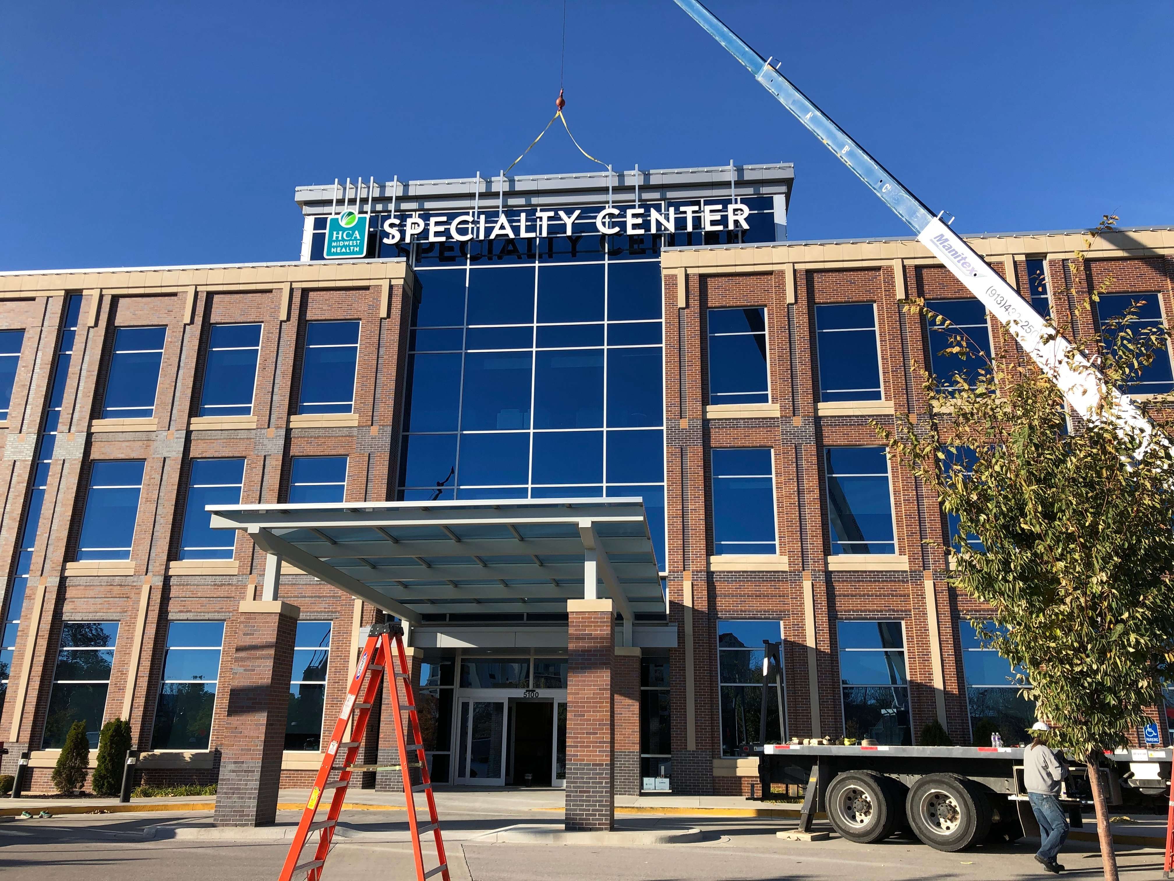 HCA Midwest Health Specialty Center