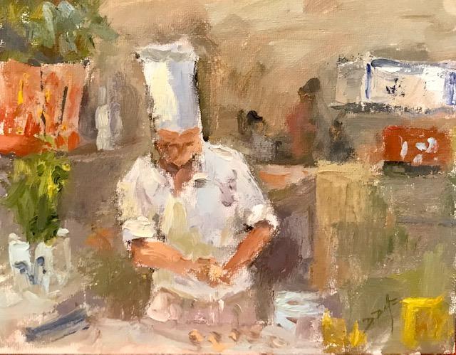 David Diaz, Dumpling Maker