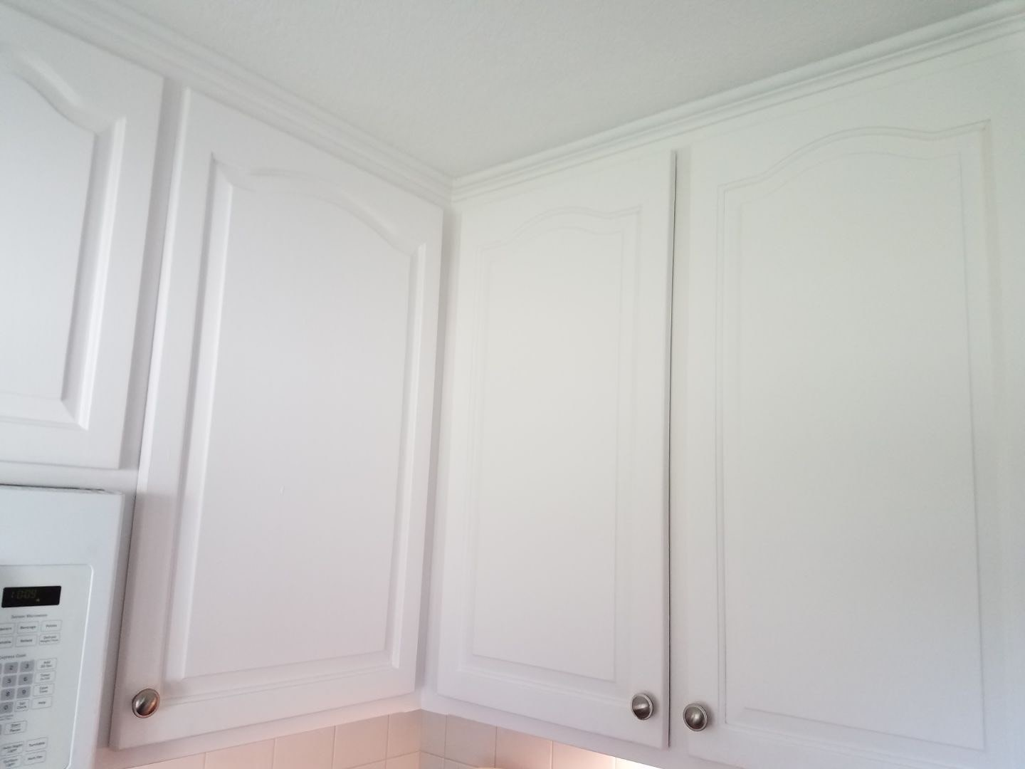 Painted Cabinets After