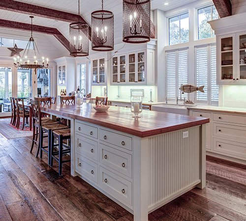 Beautiful Luxury Kitchen
