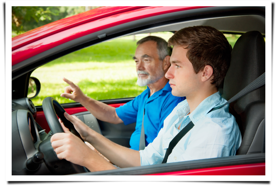 Driving education course||||