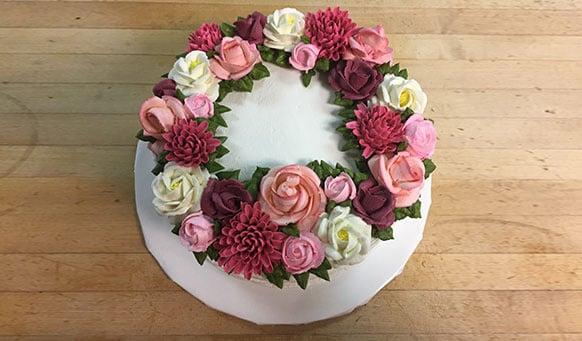 Floral Cake 1