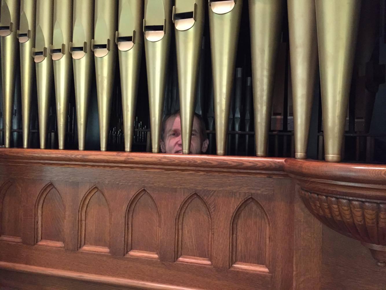 Organ tuners!