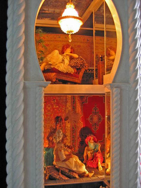 Sarayi Interior