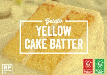 Yellow Cake Batter