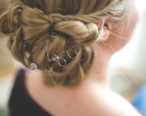 Hairstyle Hair Wedding Bride
